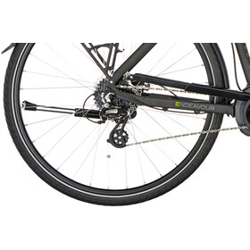 Kalkhoff Endeavour 1.B Move E-City Bike Wave 400Wh black